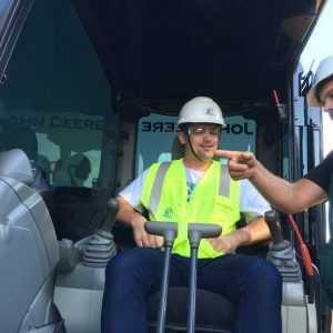 Curso Operador de Escavadeira Hidráulica - Criciúma
